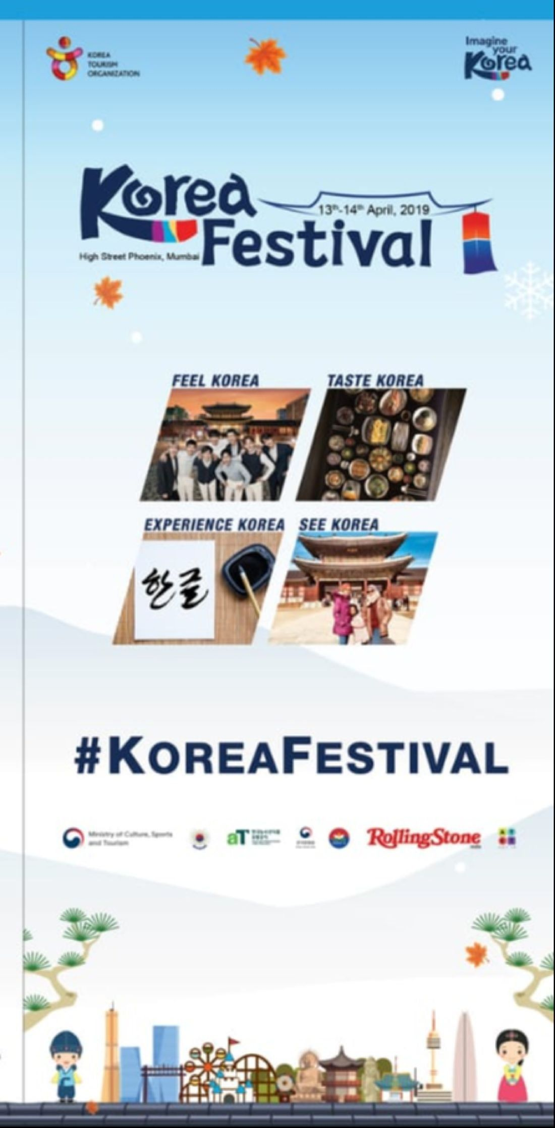 Korean Festival at High Street Phoenix | Mumbai