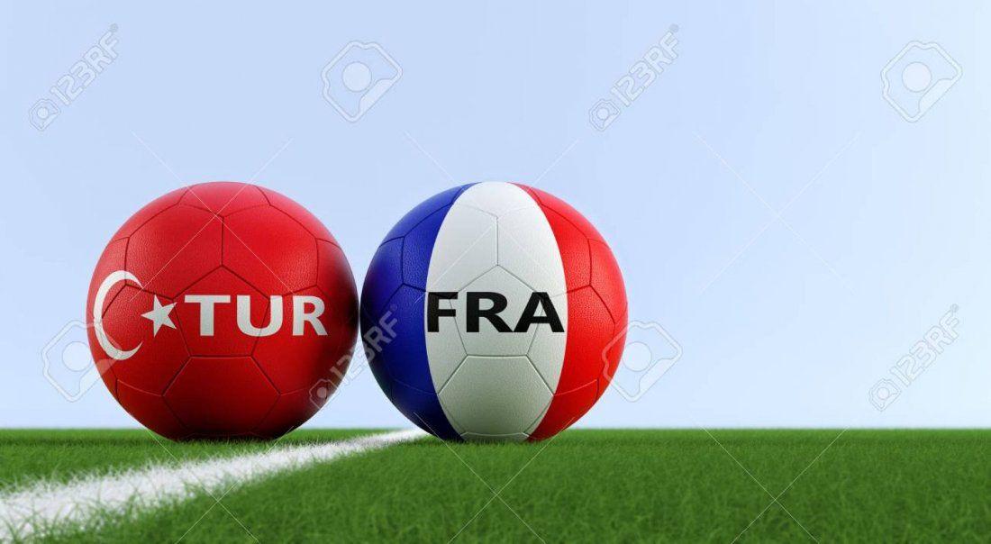 UEFA EURO 2020 Qualifying Turkey vs France