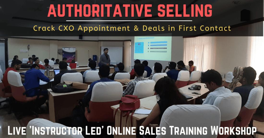 Top Sales Training in Mumbai