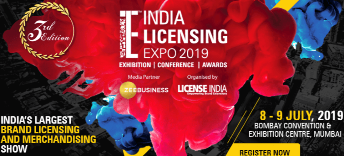 INDIA LICENSING EXPO 2019