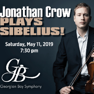 Jonathan Crow Plays Sibelius