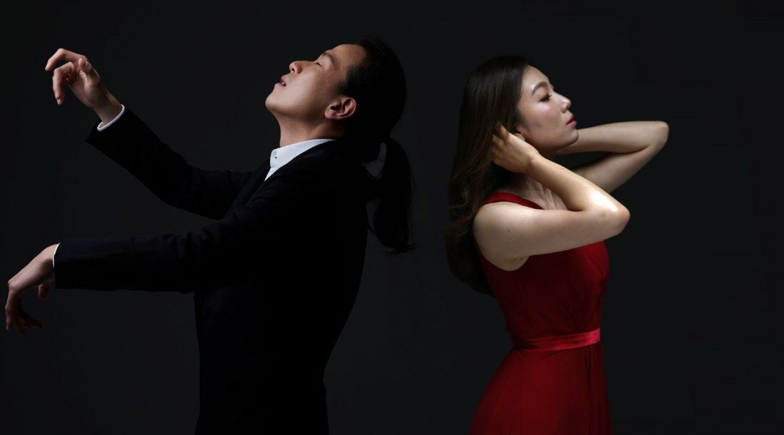 DAME MYRA HESS MEMORIAL CONCERTS  Esther Lee and Sung Chang (Piano Four-Hands)