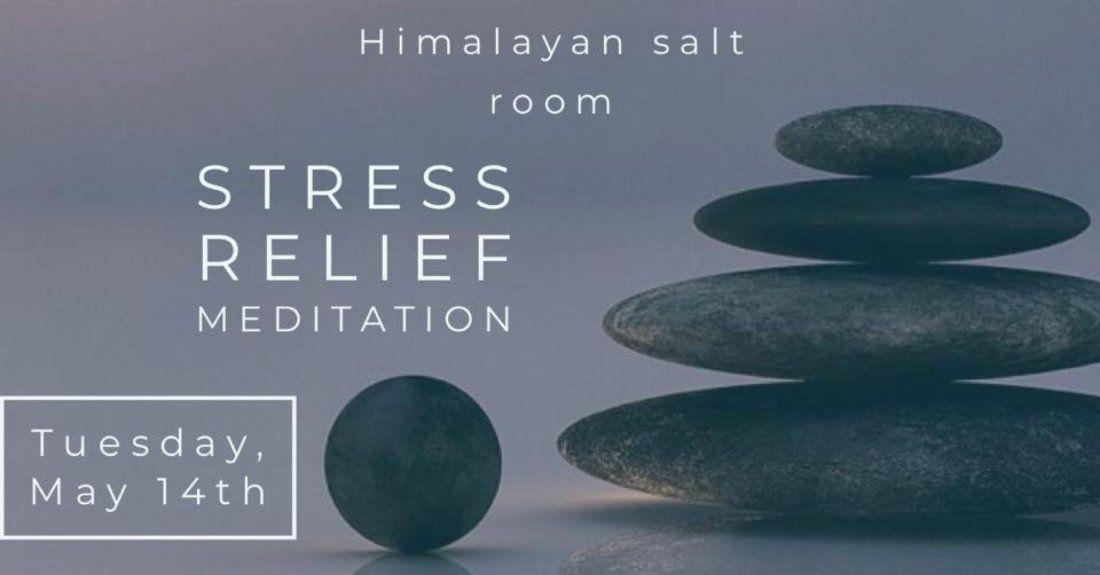 Salt Room Stress Relief Meditation