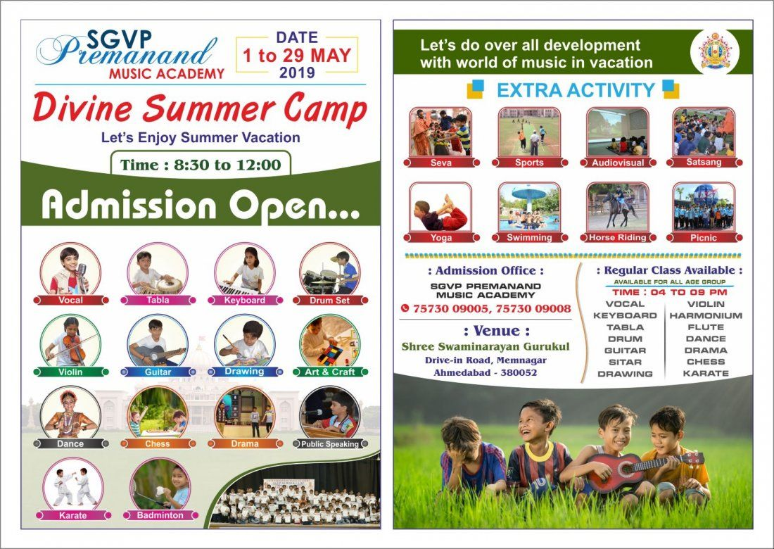 Divine Summer Camp