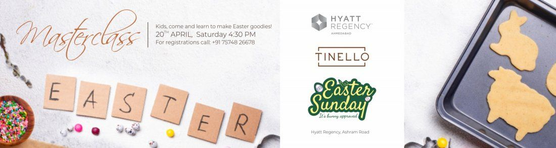 Easter Cooking and Baking