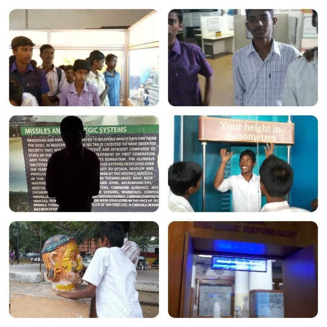 Guided Tour of PERIYAR SCIENCE AND TECHNOLOGY CENTRE and Birla Planetarium CHENNAI.