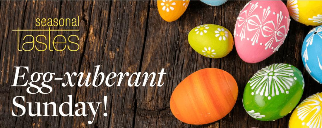 Egg-xuberant Easter Brunch at Westin Chennai
