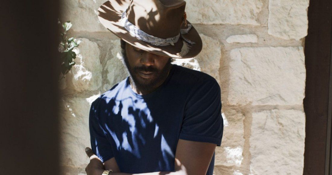 Gary Clark Jr. at Red Rocks Amphitheatre Morrison CO