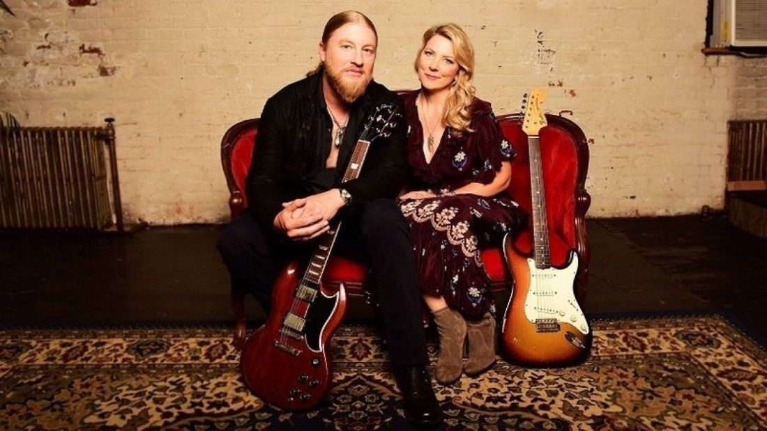 Tedeschi Trucks Band at Red Rocks Amphitheatre Morrison CO