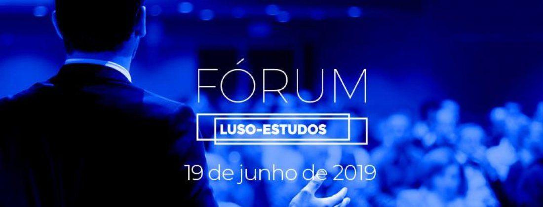 Frum Luso-Estudos  Edio 2019