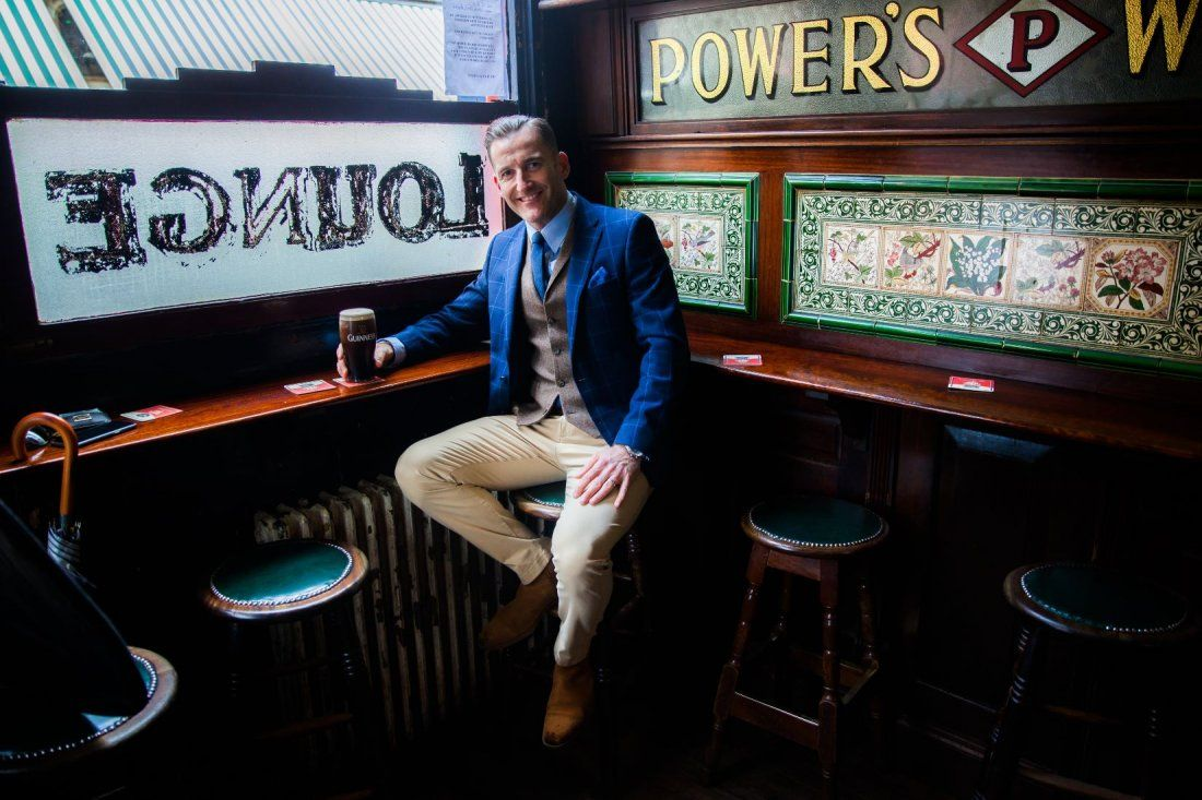 Irish Tenor Paul Byrom - Songs of Ireland and Broadway