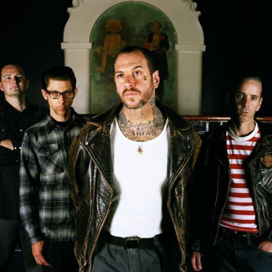 Social Distortion Flogging Molly & The Devil Makes Three at MECU Pavilion Baltimore MD
