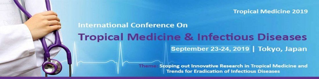 8th International Conference on  Tropical Medicine and Infectious Diseases
