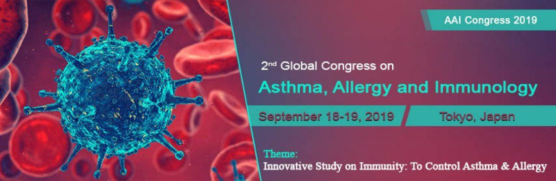 2nd Global Congress on Asthma Allergy and Immunology