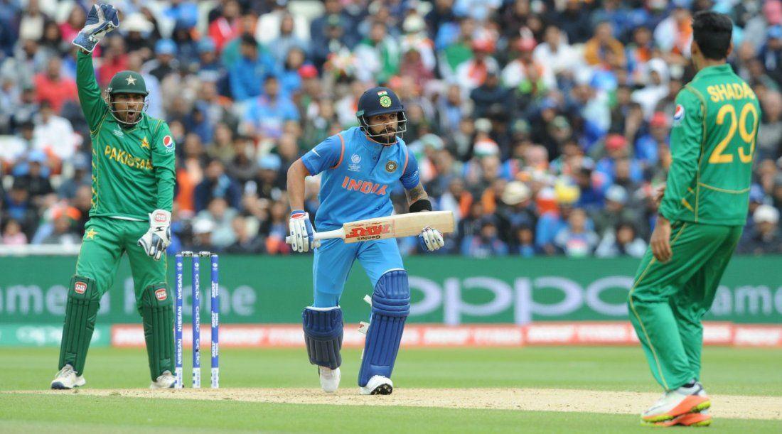 India vs. Pakistan ICC Cricket World Cup