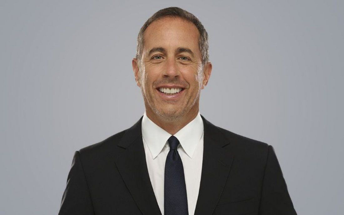 Jerry Seinfeld at The Colosseum at Caesars Palace Las Vegas NV