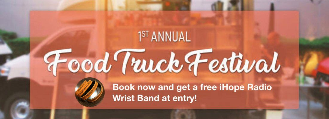 First Annual Food Truck Festival