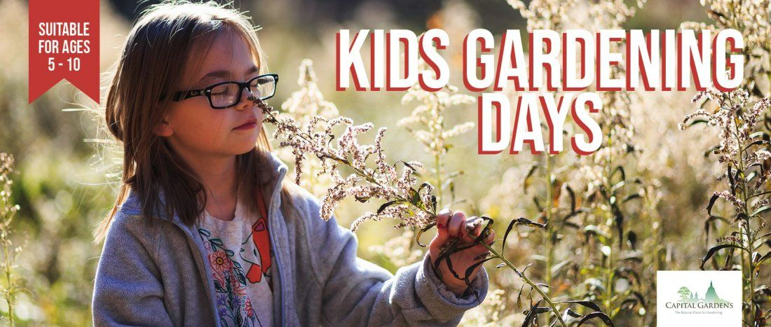 Kids Gardening Club at Woods of Berkhamsted - Spaces now available