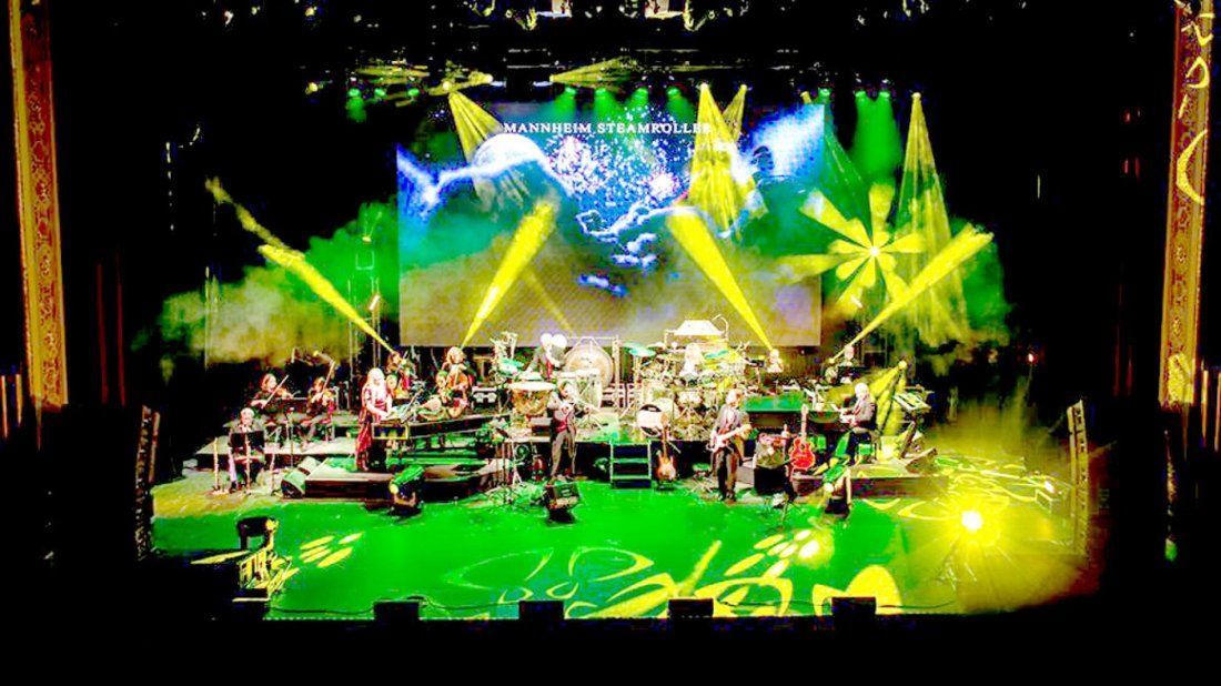 Mannheim Steamroller At Oncenter Syracuse NY
