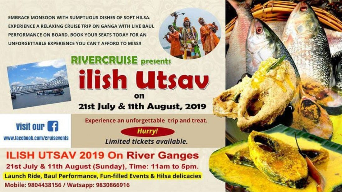 ILISH UTSAV On Vessel