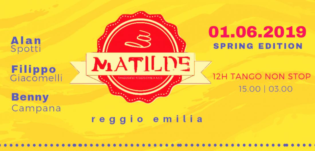 La Matilde 12h tango non stop