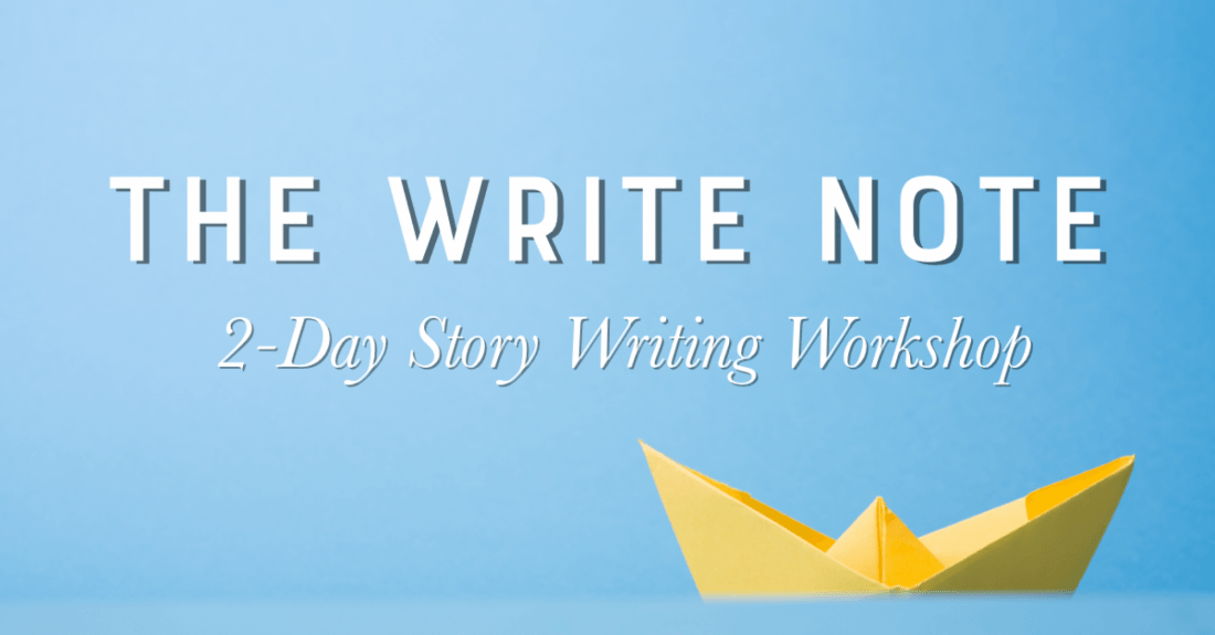 The Write Note - 2 Day Story Writing Workshop