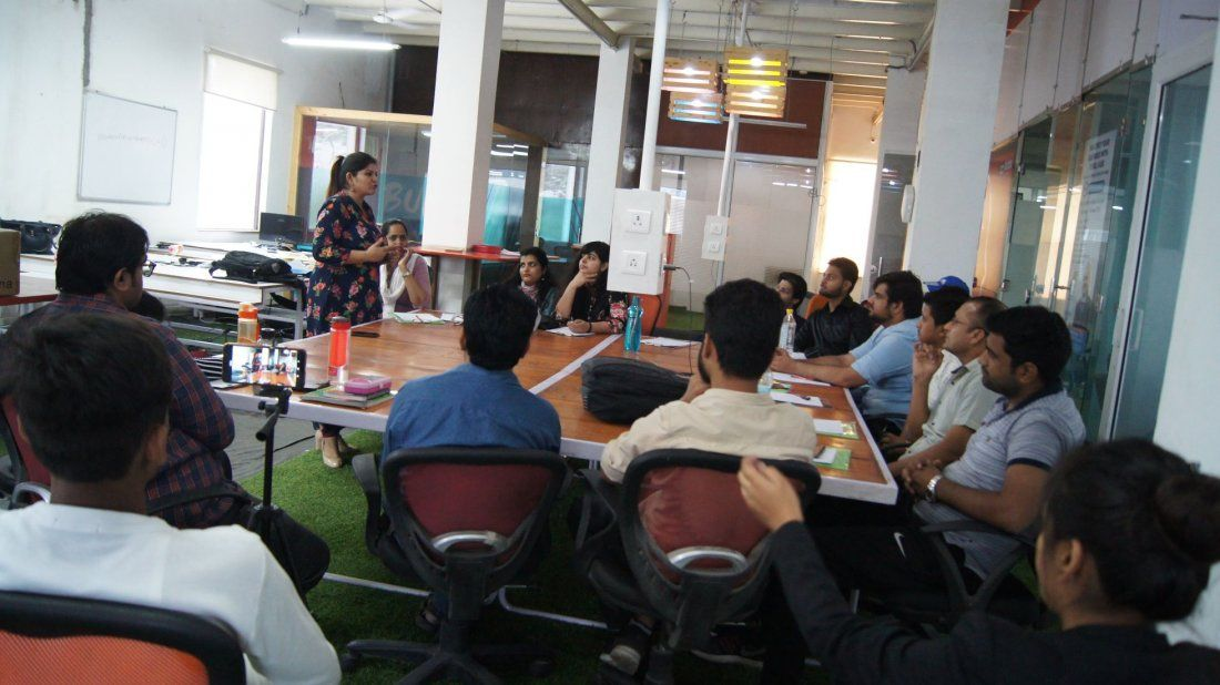 Startups Seminar (Give Next Level to Your Idea)