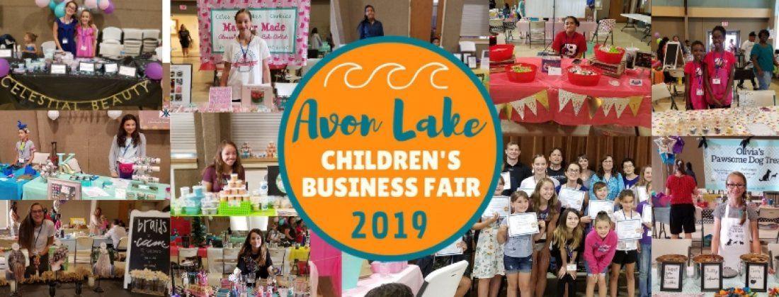 2019 Avon Lake Childrens Business Fair