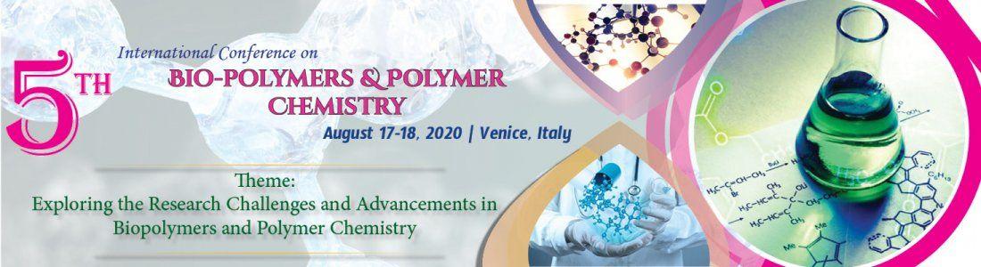 5th International Conference on Bio-polymers & Polymer Chemistry