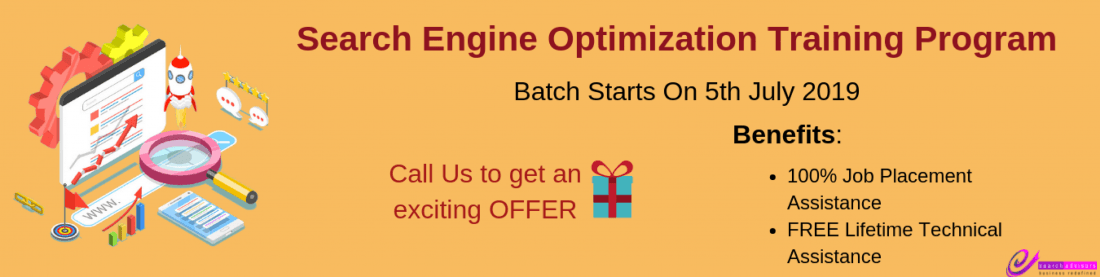 Search Engine Optimization (SEO) Training Program