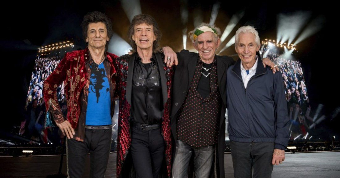 The Rolling Stones at Broncos Stadium At Mile High Denver CO