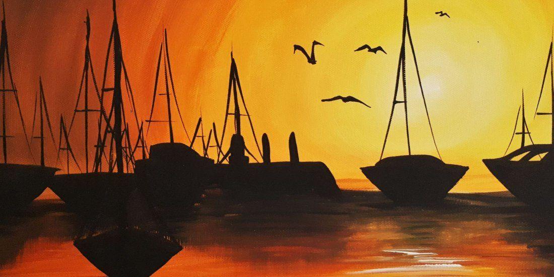 Lets Paint Marina