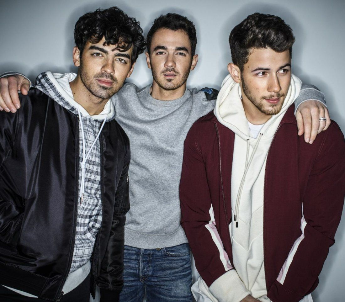 Jonas Brothers at The Forum - Los Angeles Inglewood CA