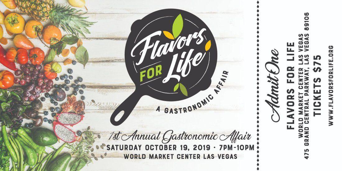 Flavors For Life Gastronomic Affair