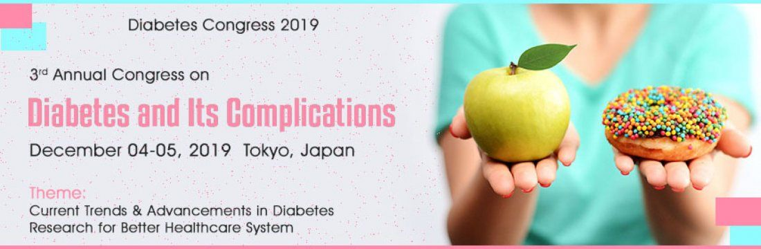3rd Annual Congress on Diabetes and Its Complications