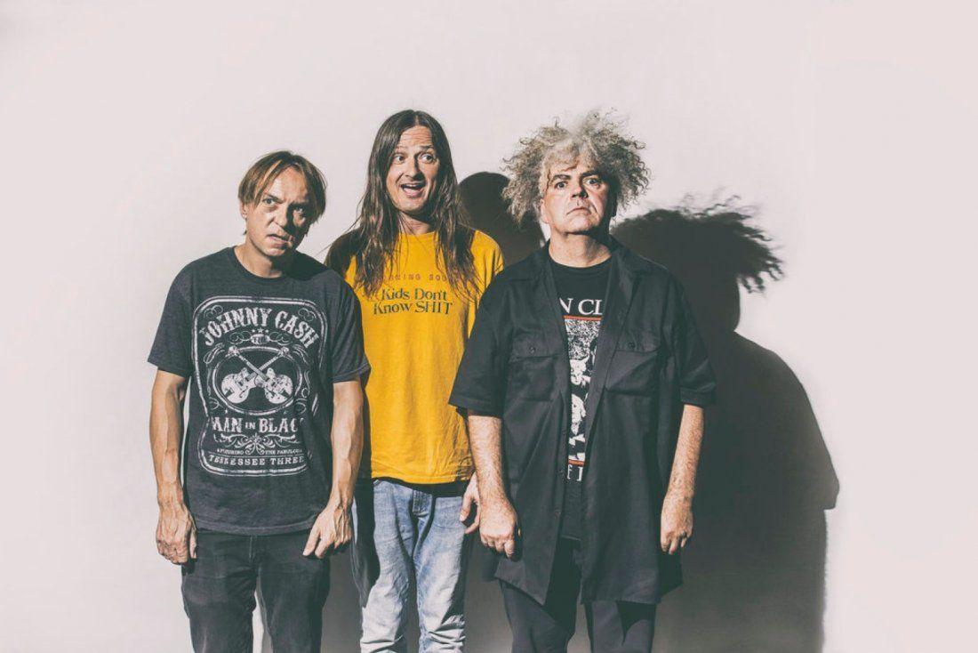 The Melvins at A and R Music Bar Columbus OH