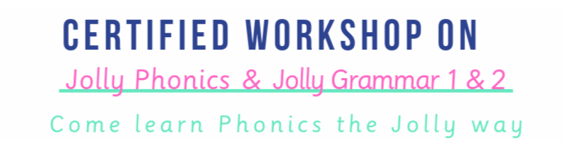 Jolly Phonics and Jolly Grammar 1 &. 2