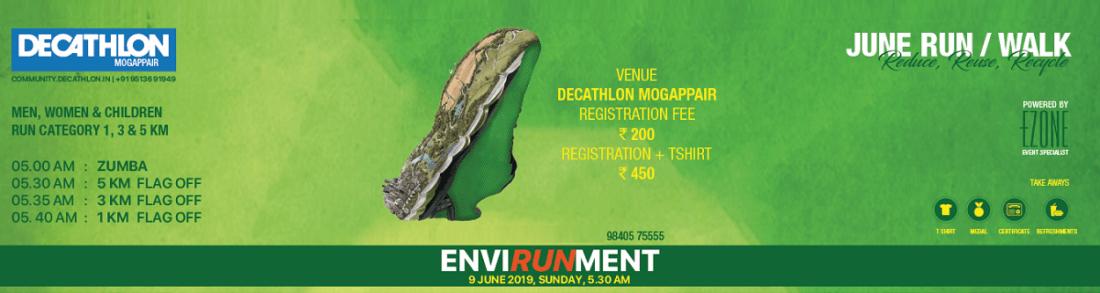 Decathlon Run Series - Environment Day Run