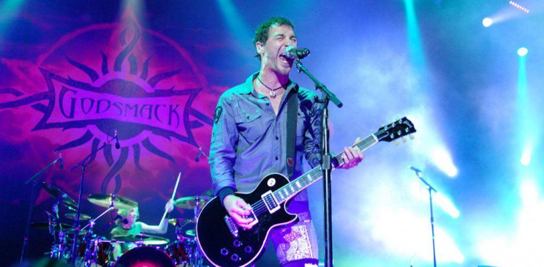 Godsmack at Charlotte Metro Credit Union Amphitheatre Charlotte NC