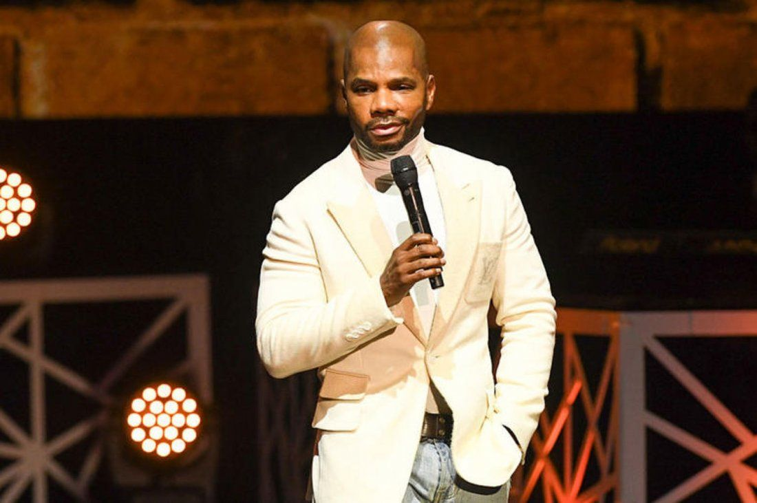 Kirk Franklin at The Chicago Theatre Chicago IL