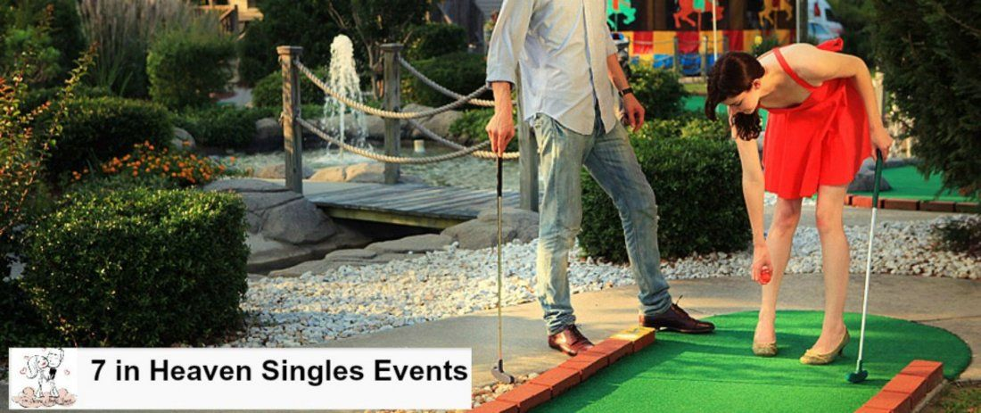 Long Island Singles Mini Golf Tournament for Ages 44-69