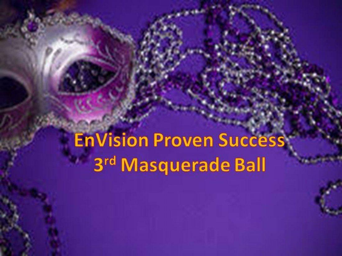 EnVision Proven Success 3rd Masquerade Ball