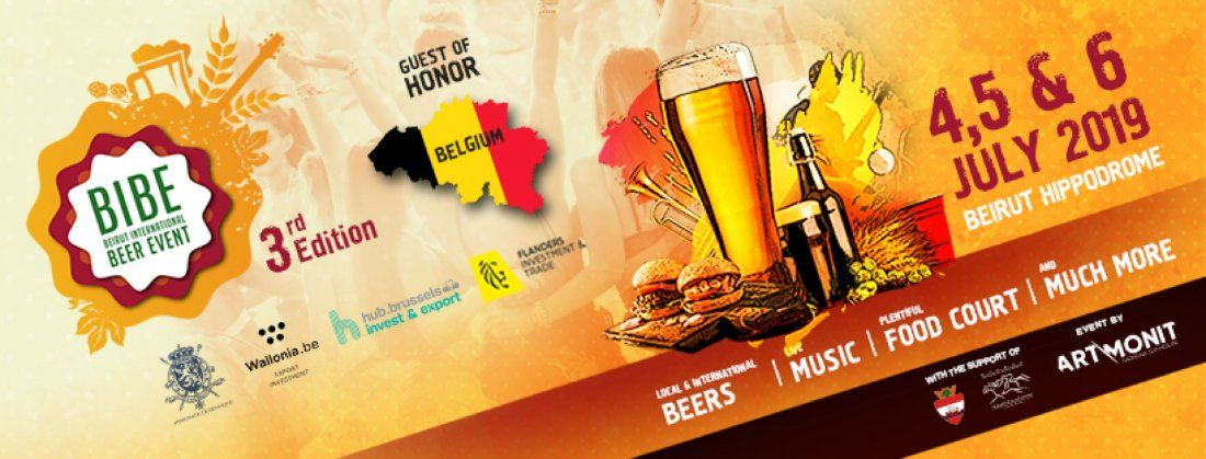 Beirut International Beer Event