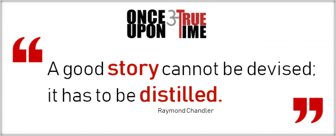 Once Upon A True Time - True life stories to nurture your emotional quotient