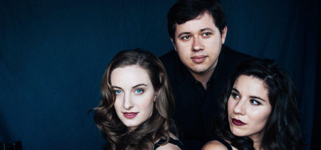 DAME MYRA HESS MEMORIAL CONCERTS  Trio Appassionata