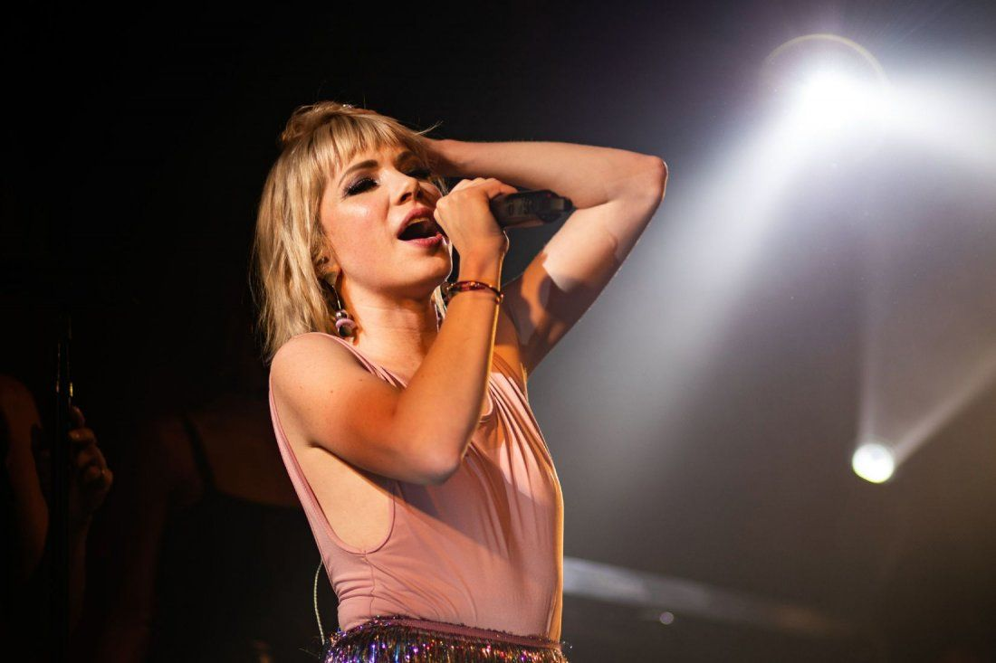 Carly Rae Jepsen at House Of Blues Anaheim CA
