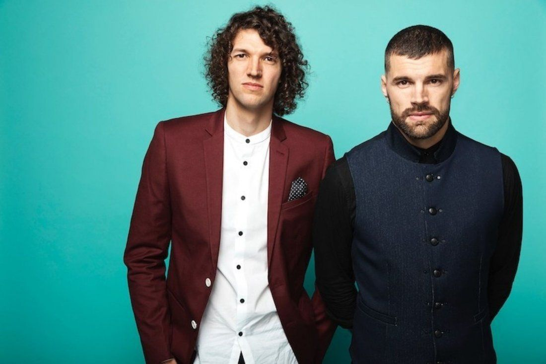 For King and Country at UMBC Event Center Baltimore MD