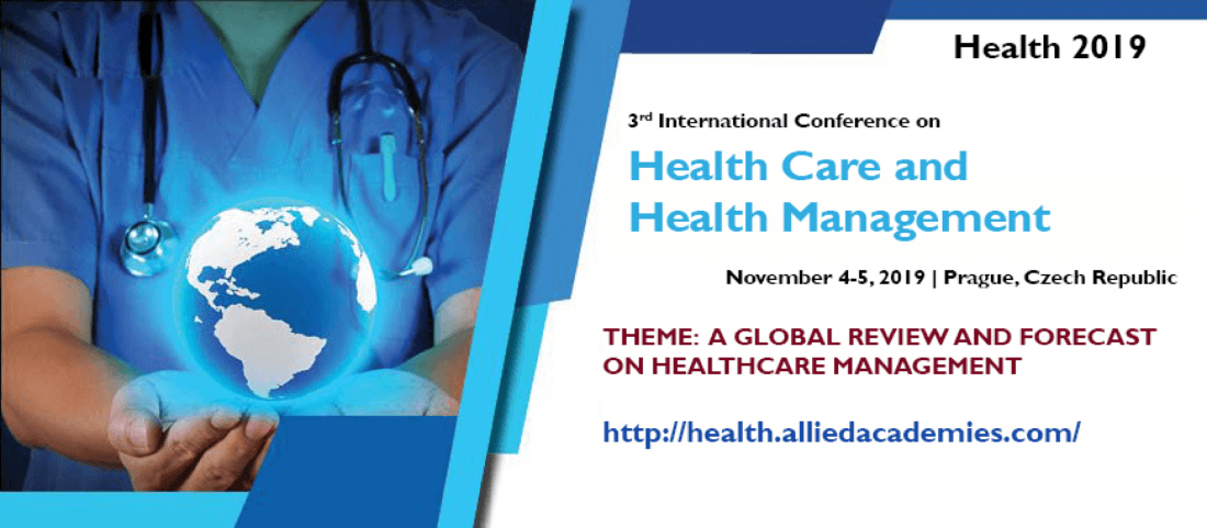 3rd International Conference on Health Care and Health