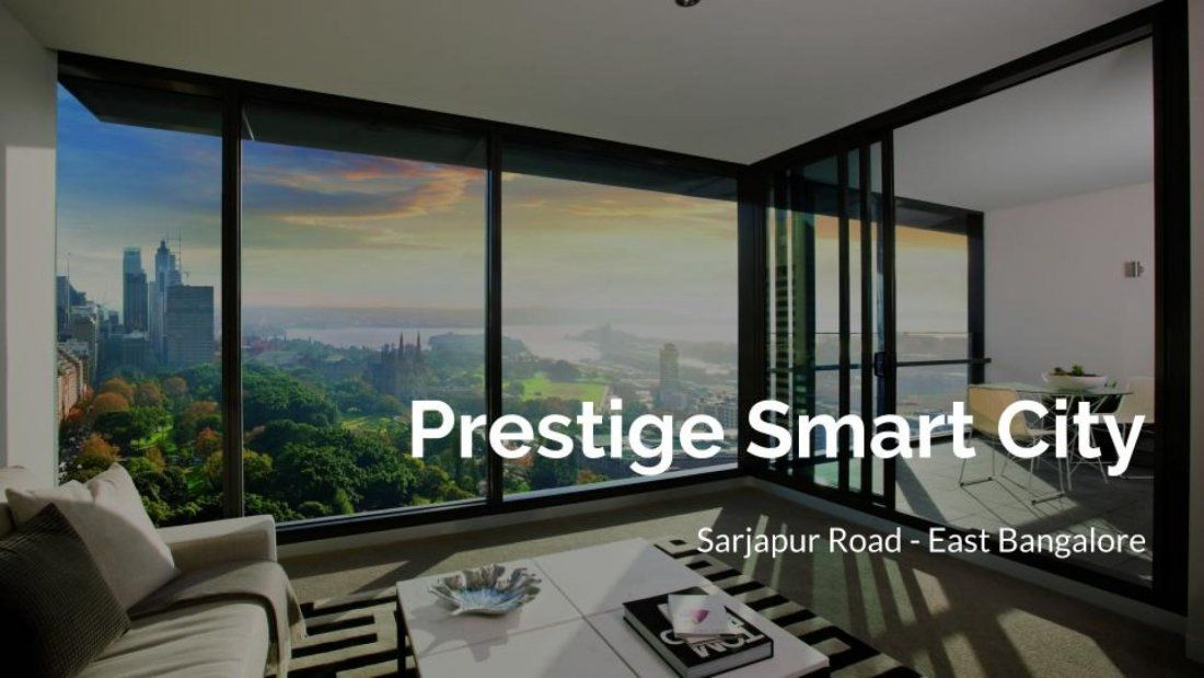 Prestige Group New Project launch at Sarjapur Road bangalore