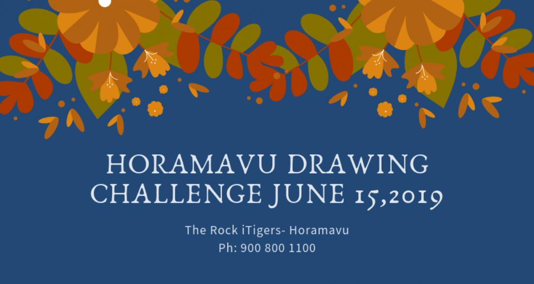 Horamavu Art Challenge June 152019